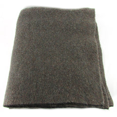 Soft Gray Wool Army Blanket
