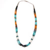 Seven Strand Heishi Necklace