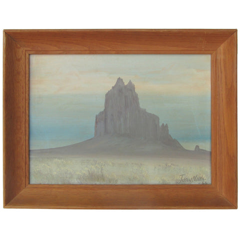 New Mexico Landscape by Nakai