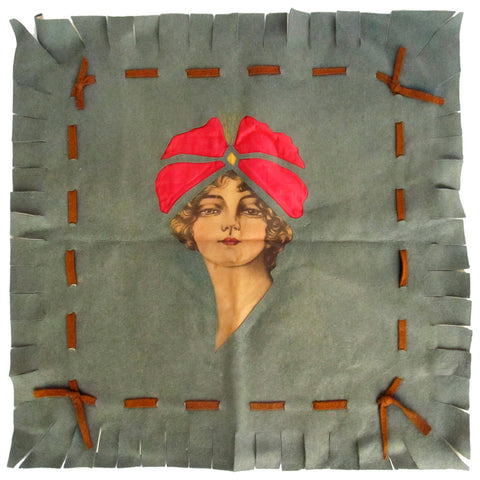 1920's Camp Cody Pillow Sham