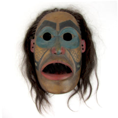 Ceremonial American Indian Mask