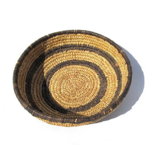 Antique Tohono O'odham Papago Basket Bowl