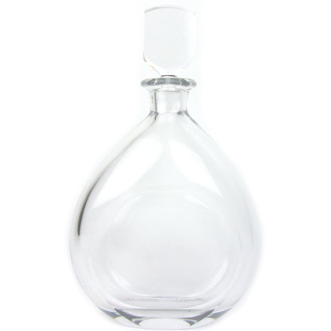 Signed & Numbered Orrefors Decanter w/ Stopper