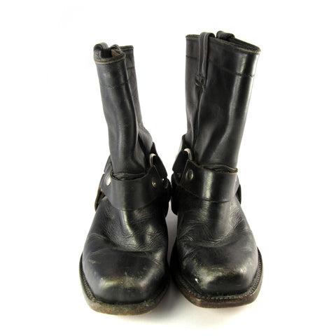 Childs Size Motorcycle Boots