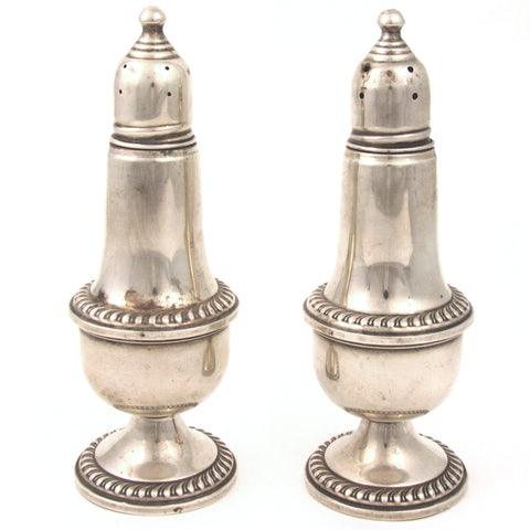 Weighted Sterling S&P Shakers, Pair