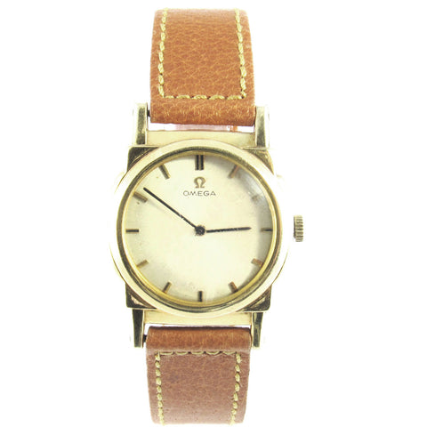 SOLD Vintage Ladies Omega Pearl Dial