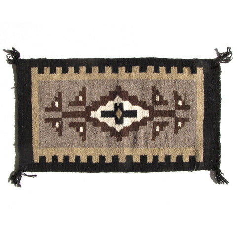 Two Grey Hills Navajo Rug Tapestry