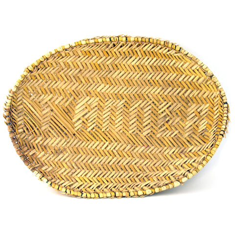 American Indian Sifting Basket