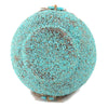 Crushed Turquoise Wedding Vase