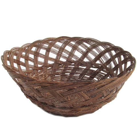 Huge Vintage Santo Domingo Basket