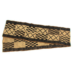 14.5' African Mudcloth Banner or Table Runner