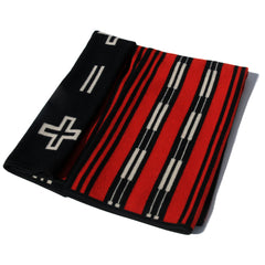 SOLD Pendleton Blanket with Reversible Pattern