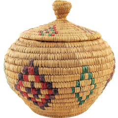 Quinault Covered Basket