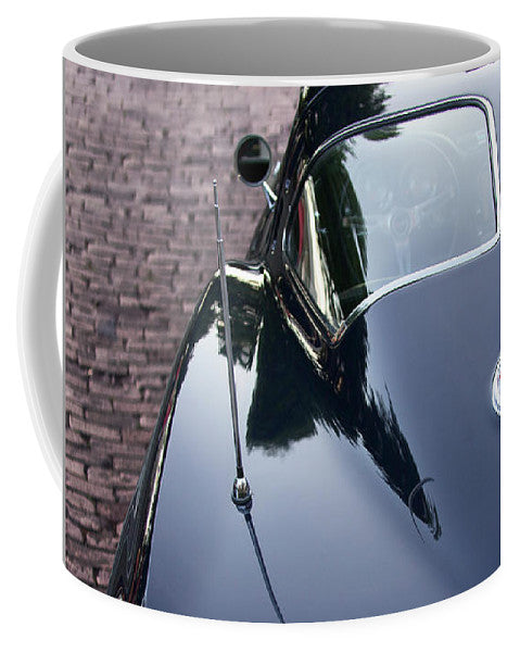 63 Split Window Corvette Mug - SEVENART STUDIO