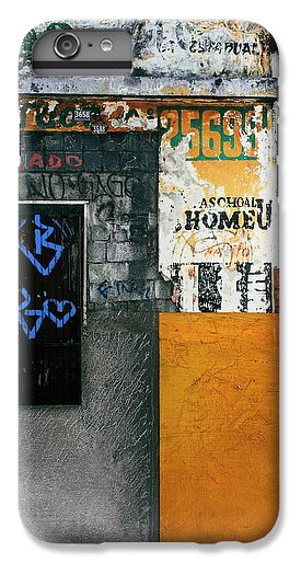 Brazil Graffit B - Phone Case - SEVENART STUDIO