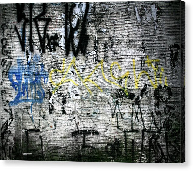 Brazil Graffiti - Canvas Print - SEVENART STUDIO