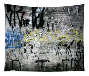 Brazil Graffiti - Tapestry - SEVENART STUDIO