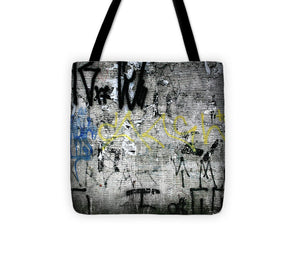 Brazil Graffiti - Tote Bag - SEVENART STUDIO