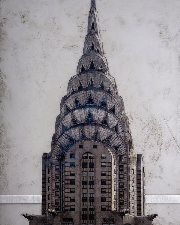 Chrysler Building - Art Print - SEVENART STUDIO