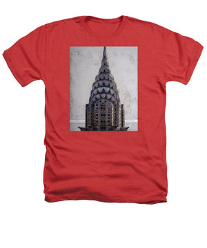 Chrysler Building - Heathers T-Shirt - sevenart-studio