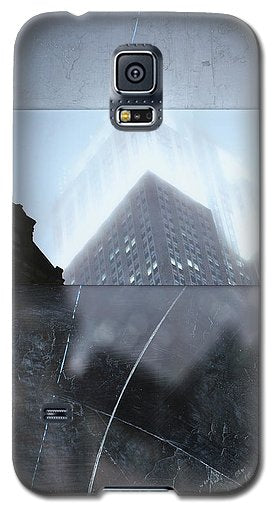 Empire State Fog - Phone Case - sevenart-studio