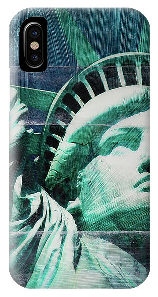 Lady Liberty - Phone Case - SEVENART STUDIO