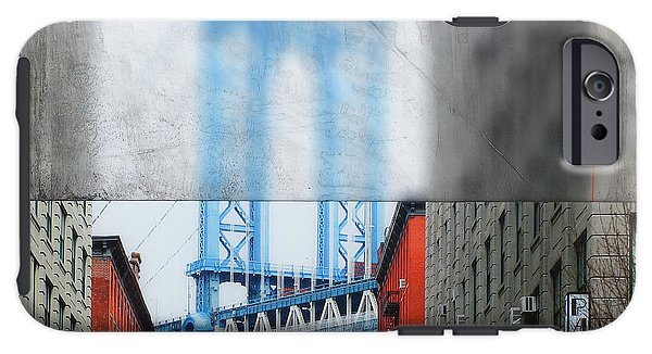 Manhattan Blur - Phone Case - SEVENART STUDIO