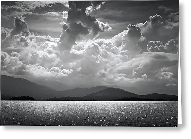 Paraty Brazil - Greeting Card - SEVENART STUDIO