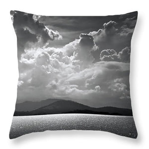 Paraty Brazil - Throw Pillow - SEVENART STUDIO