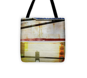 Peachtree Street - Tote Bag - SEVENART STUDIO