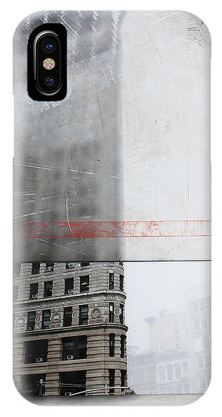 Perect Timimg Flatiron - Phone Case - SEVENART STUDIO