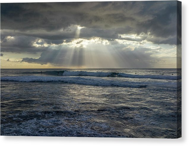 Rincon - Canvas Print - SEVENART STUDIO