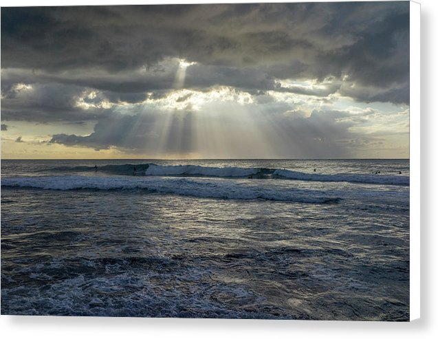 Rincon - Canvas Print - sevenart-studio