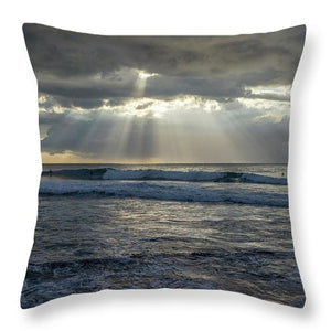 Rincon - Throw Pillow - SEVENART STUDIO