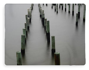 Still Pier - Blanket - SEVENART STUDIO