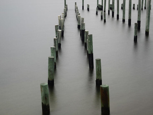 Still Pier - Art Print - SEVENART STUDIO