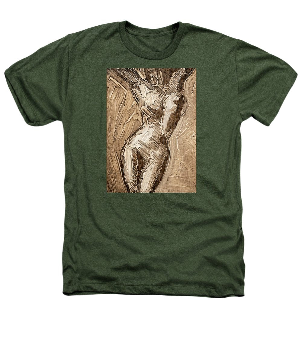 Visceral Movement - Heathers T-Shirt - SEVENART STUDIO