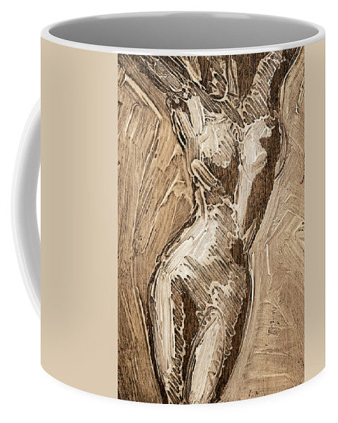 Visceral Movement - Mug - SEVENART STUDIO