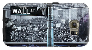 Wall Street - Phone Case - SEVENART STUDIO
