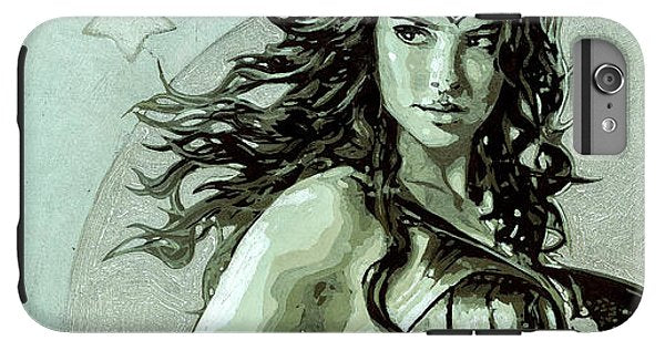 Wonder Woman - Phone Case - sevenart-studio