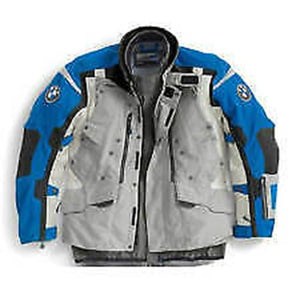 BMW GENUINE MOTORRAD MEN'S RALLYE JACKET SIZE 54