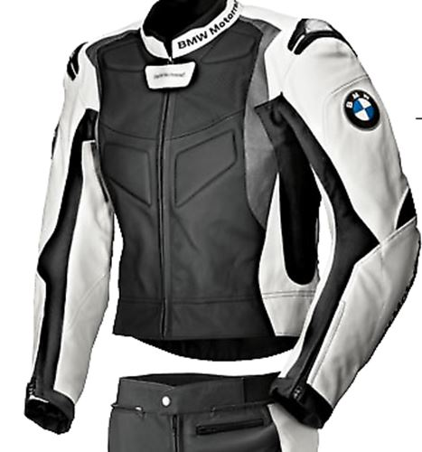 BMW GENUINE MOTORRAD MEN'S SPORT 2 JACKET SIZE 52