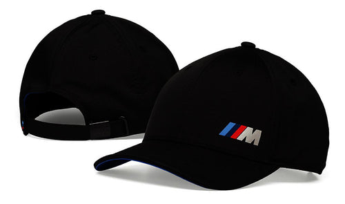 BMW GENUINE M LOGO CAP - BLACK