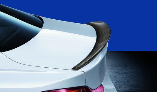 BMW Genuine M Performance Rear Spoiler Carbon Fibre