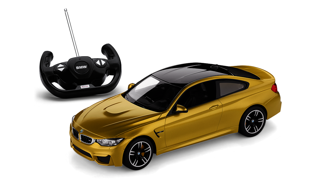 BMW Genuine Miniature M4 Coupé RC Car