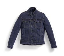 Load image into Gallery viewer, bmw motorrad roadcrafted denim jacket blue mens