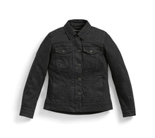 Load image into Gallery viewer, bmw motorrad roadcrafted denim jacket black ladies