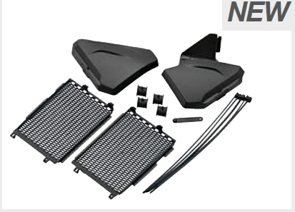 BMW GENUINE MOTORRAD SPLASH & STONE CHIPS ACCESSORY SET