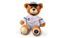 Load image into Gallery viewer, BMW Genuine M Motorsport Teddy Bear