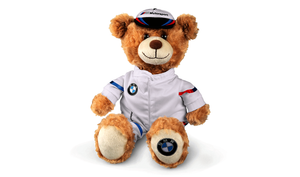 BMW Genuine M Motorsport Teddy Bear